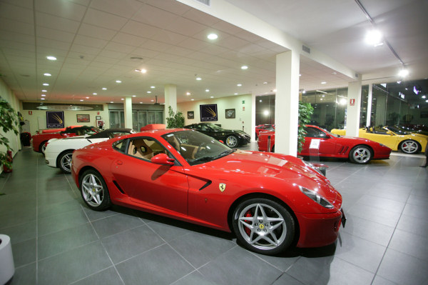 Luxury Car Hire in Marbella