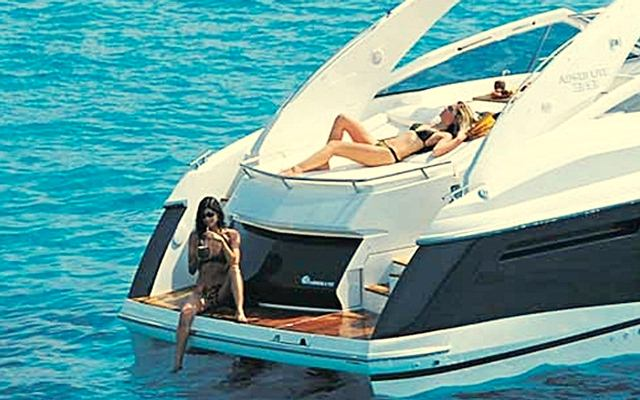 Absolute-39-Deck-Charter-Yacht-Marbella-Puerto-Banus