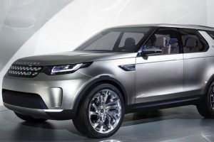 All New  Range Rover Discovery  HSE 7 Seats Panoramic Roof